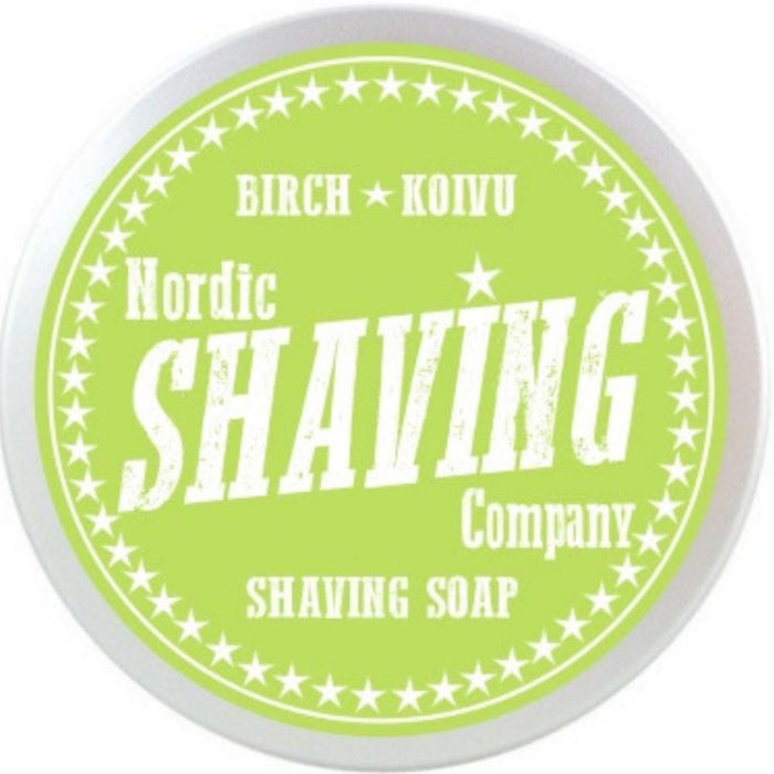 Shaving Soap Koivu NSC