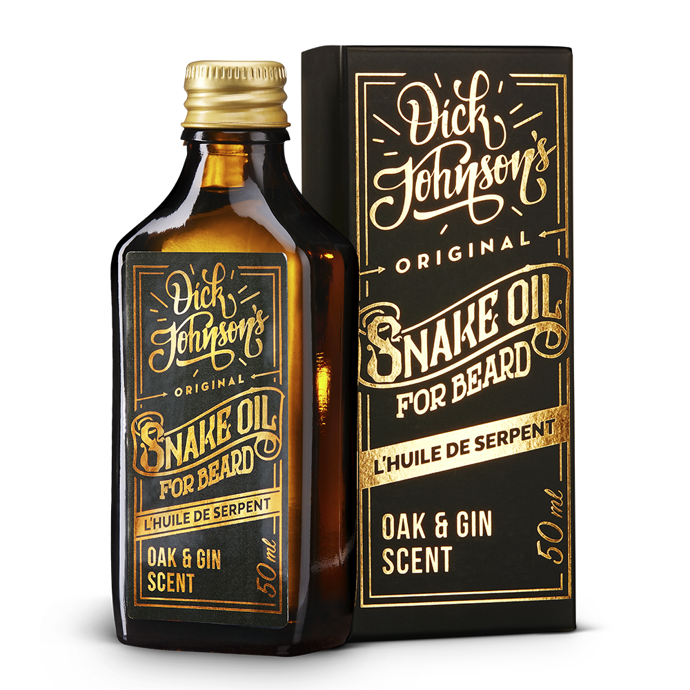 Snake Oil Oak & Gin 50ml