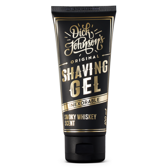 Shaving Gel Inexorable 100ml Smoky Whiskey