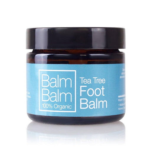 Jalkavoide Foot Balm Tea Tree 60ml