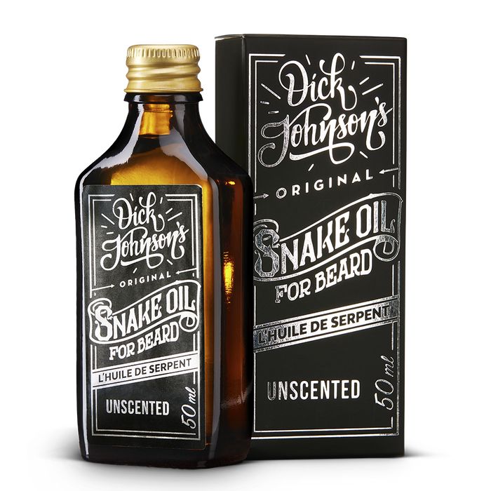 Snake Oil Unscented 50ml