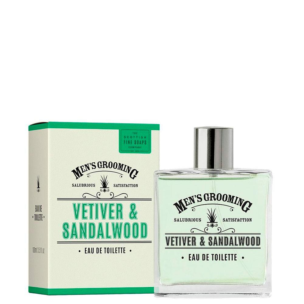 Tuoksu Vetiver & Sandalwood 100ml