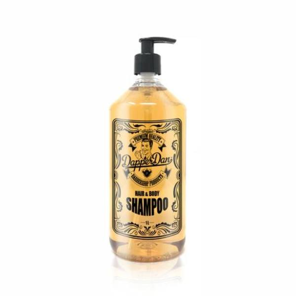 Hair & Body Shampoo 1000ml