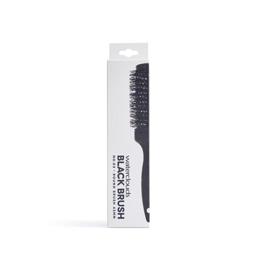Black Brush 03 Rundmetall 45mm