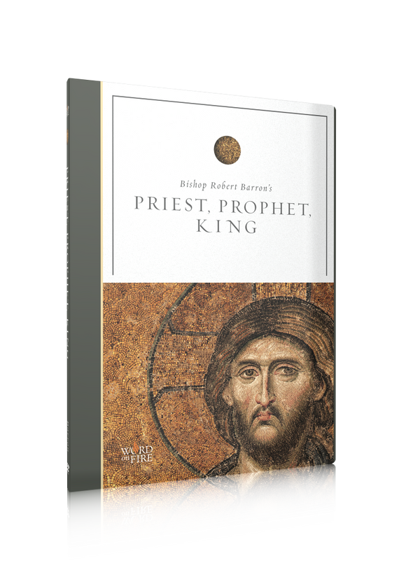 Priest, Prophet, King DVD / Blu-ray