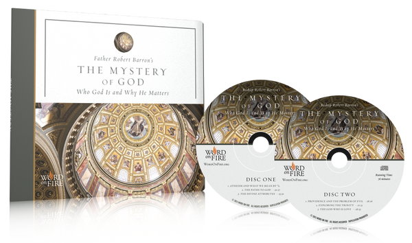 Mystery of God - Audio CD