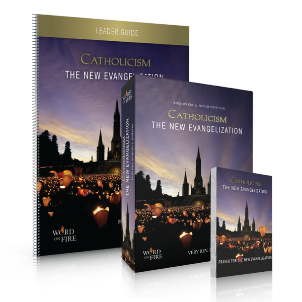 CATHOLICISM: The New Evangelization Leader Kit