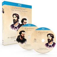 St. Augustine & St. Benedict - Leader's Kit (Blu-Ray)