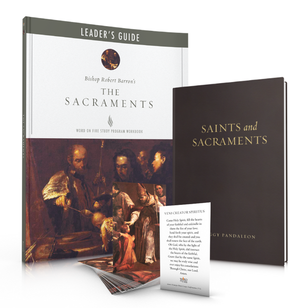 The Sacraments Leader Kit - No Discs