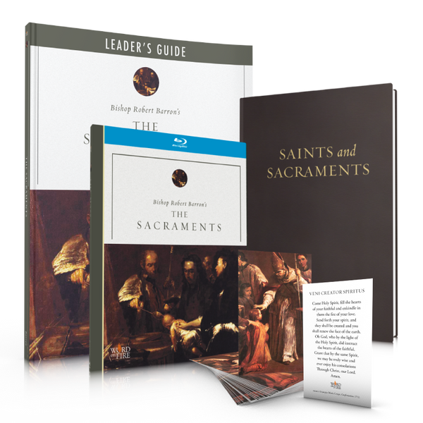 The Sacraments Leader Kit Blu-ray