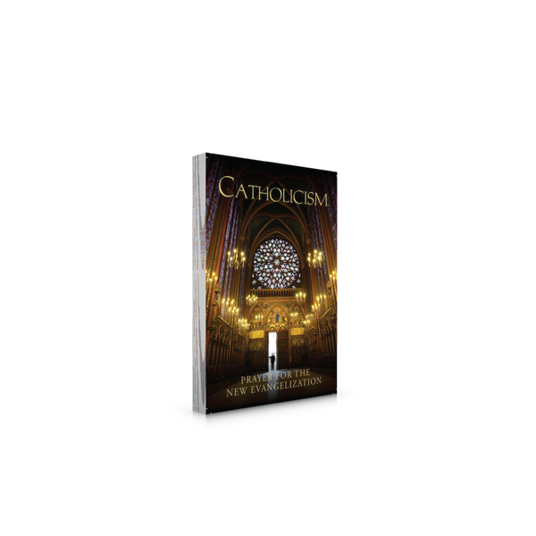 CATHOLICISM Prayer Card Packet