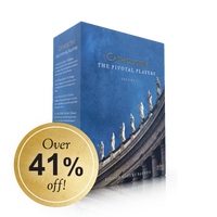 "Special DVD Offer: ""CATHOLICISM: The Pivotal Players Volume l"" Film"