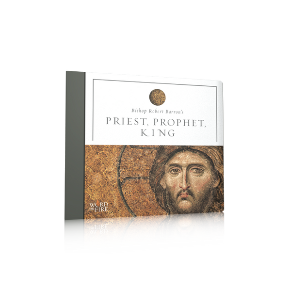Priest, Prophet, King - Audio CD