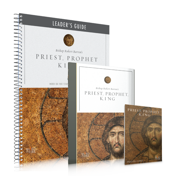 Priest, Prophet, King Study Program Leader's Kit