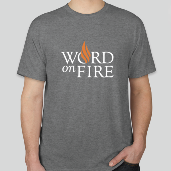 Word On Fire Short Sleeve T-Shirt