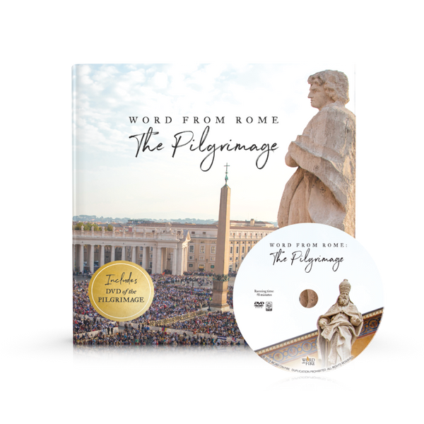 Word From Rome: The Pilgrimage Coffee Table Book + DVD