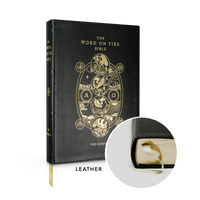 Out of Stock - The Gospels - Leather