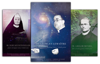 ꞈ Faith & Science Posters (Set of 3)