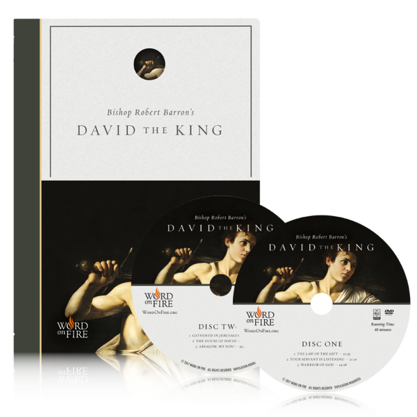 David the King DVD / Blu-ray