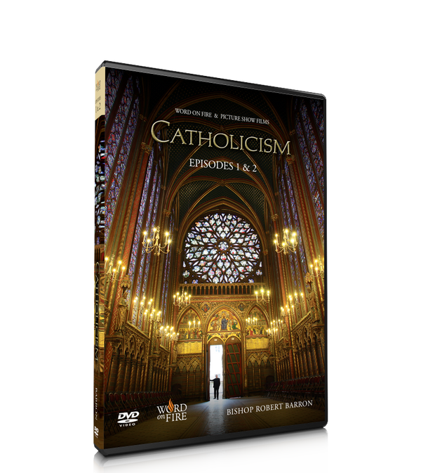CATHOLICISM Series Individual DVD / Blu-ray Discs