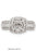 10908A - 14K White Ring - Pawn212