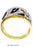 10929Y - 14K Yellow Ring - Pawn212