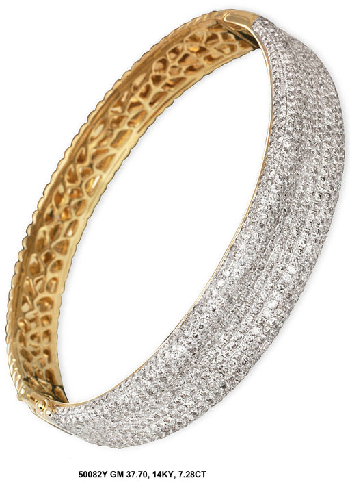 50082Y-1 - 14K Yellow Bangle - Pawn212