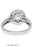 88609-3 - 14K White Ring - Pawn212