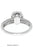 88793-6 - 14K White Ring - Pawn212
