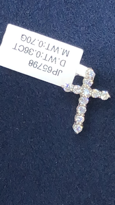 Mini Cross Pendant - Pawn212