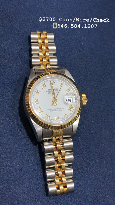Rolex Datejust 79173 26mm Womens Watch - Pawn212