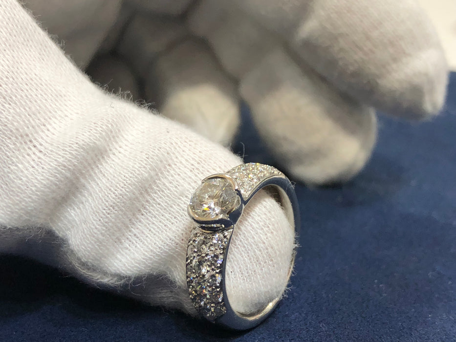 Custom Ring Made to Order - Pawn212