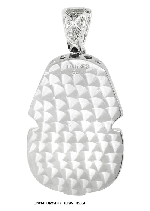 LP814-1 - 10K White Pendant