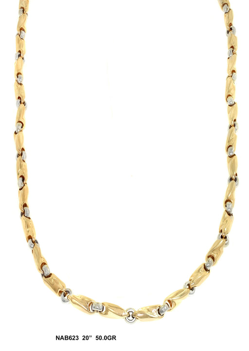 NAB623 - Bullet Necklace
