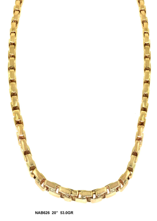 NAB626 - Bullet Necklace