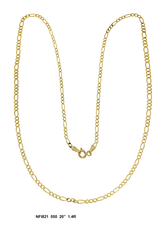 NFI821 - Figaro Necklace