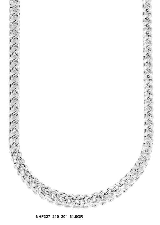 NHF327 - Hollow Franco Necklace