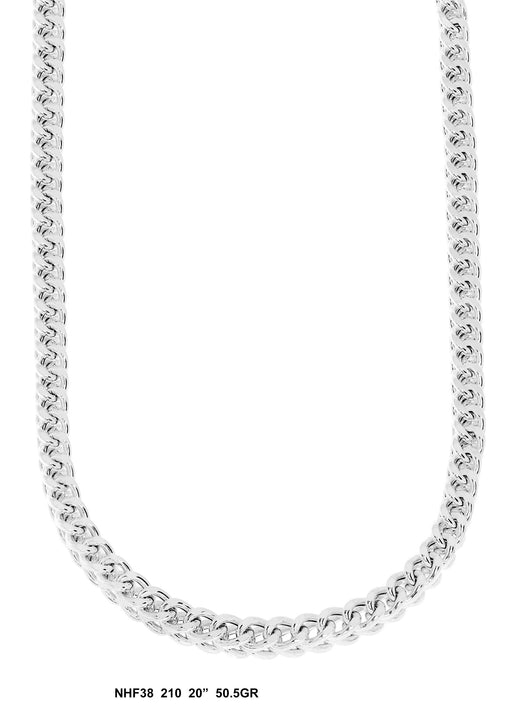 NHF38 - Hollow Franco Necklace