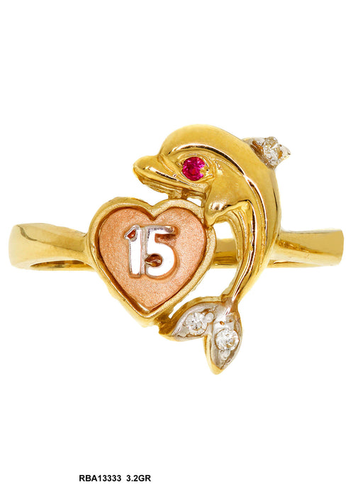 RBA13333 - Assorted Ring