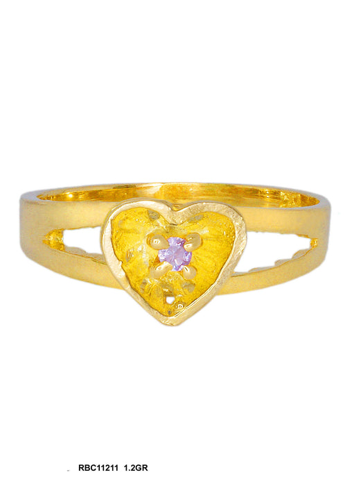 RBC11211 - Color Stone Ring