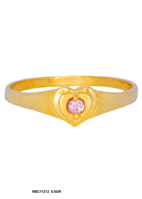 RBC11212 - Color Stone Ring