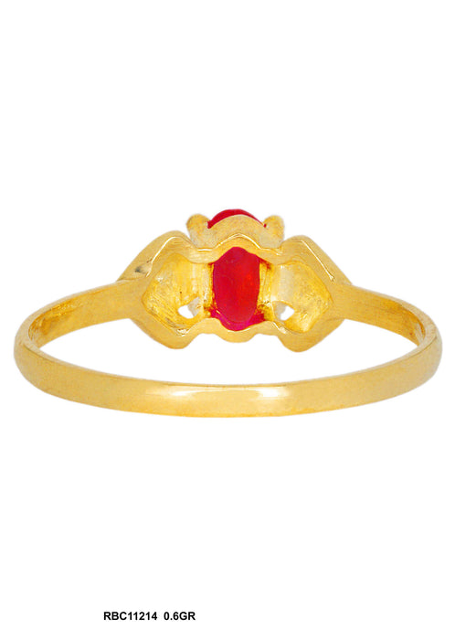 RBC11214 - Color Stone Ring