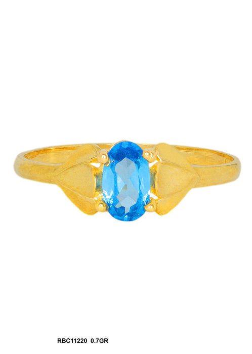 RBC11220 - Color Stone Ring