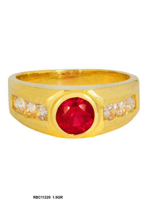 RBC11229 - Color Stone Ring