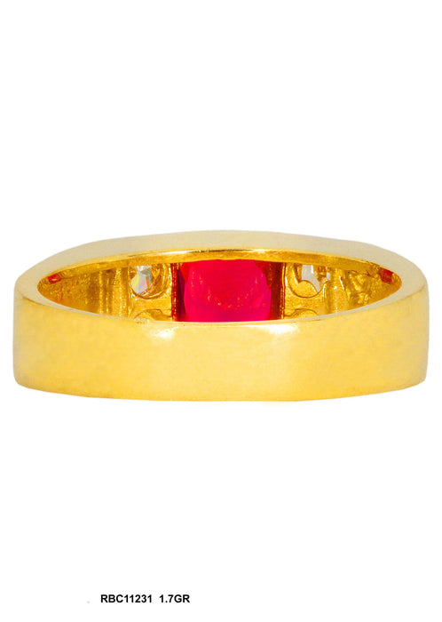 RBC11231 - Color Stone Ring