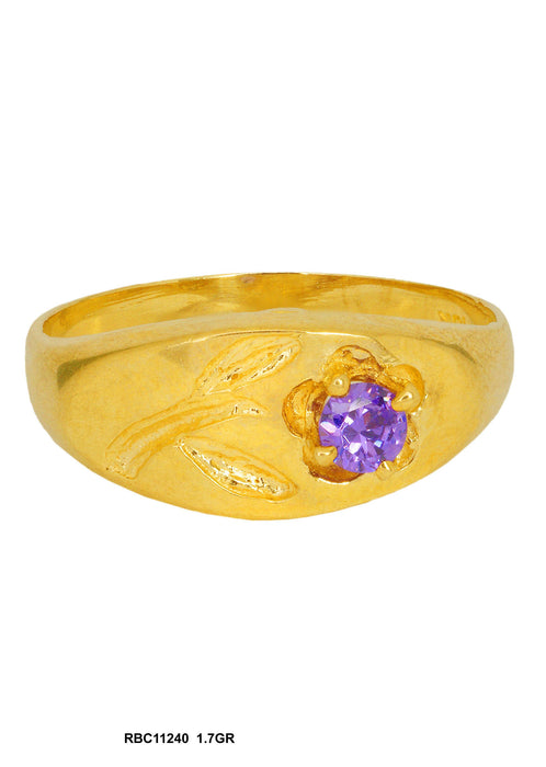 RBC11240 - Color Stone Ring