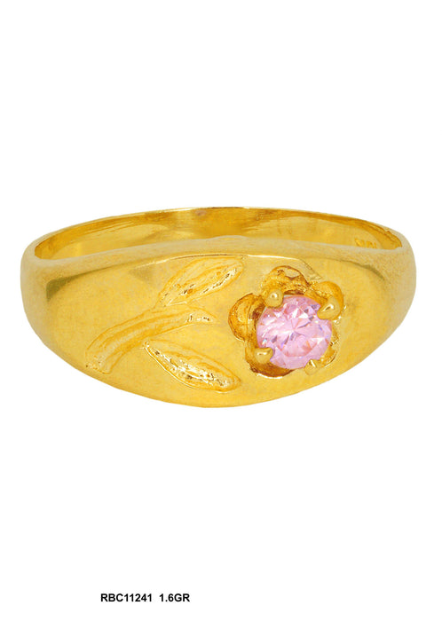 RBC11241 - Color Stone Ring