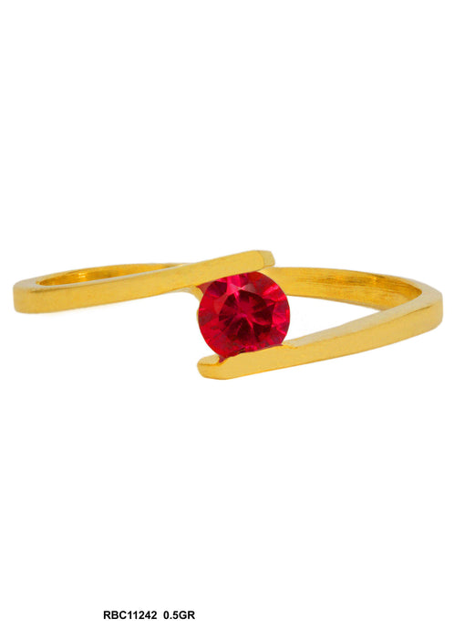 RBC11242 - Color Stone Ring