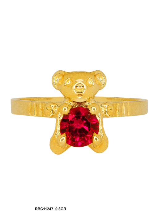 RBC11247 - Color Stone Ring