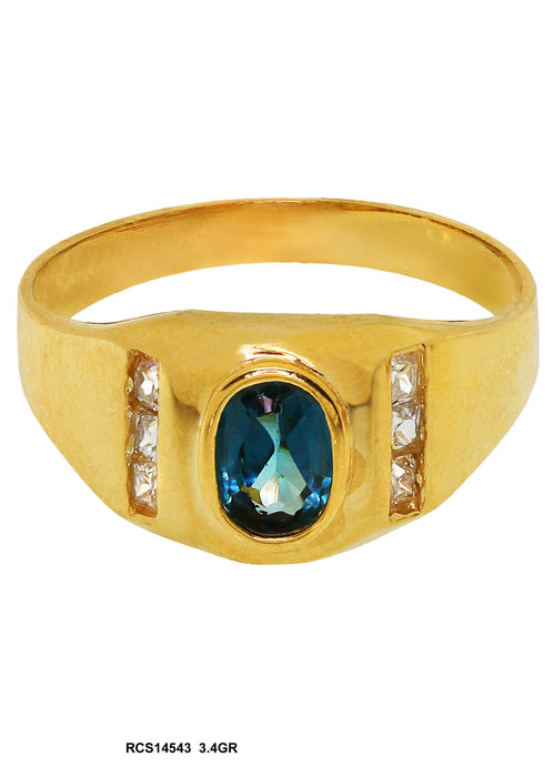 RCS14543 - Color Stone Ring